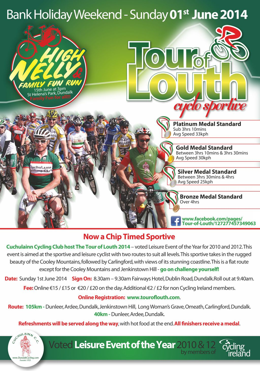 2014 Tour of Louth